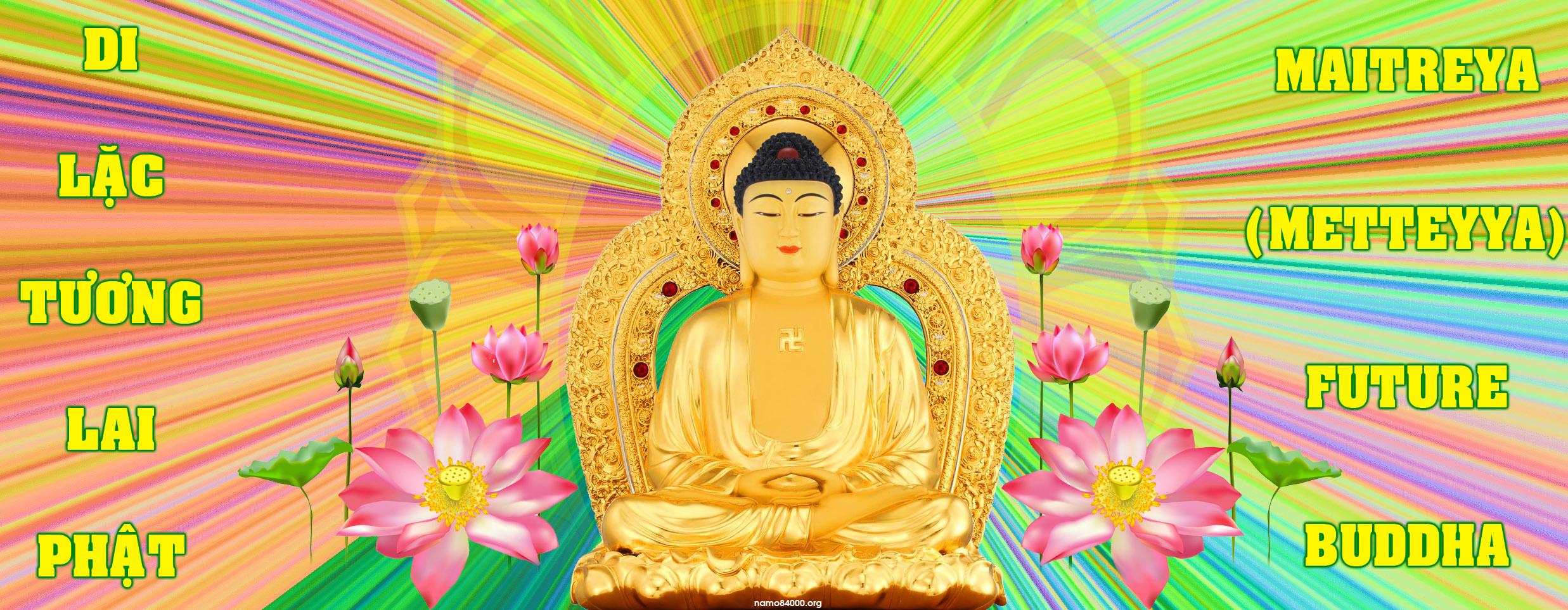 Di Lặc Tương Lai Phật