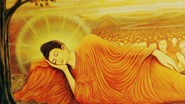 Kinh Lời Phật Dạy Cuối Cùng, Kinh Di Giáo