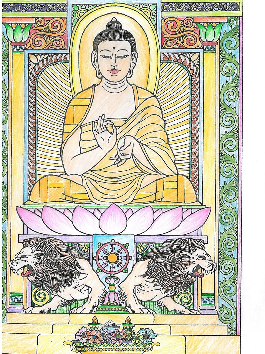Đức Nhiên Đăng Cổ Phật