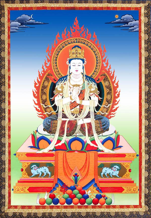 Phật Tỳ Lô Giá Na - The Vairocana Buddha