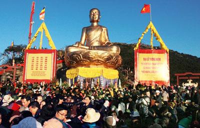 Phật Hoàng Trần Nhân Tông - Việt Nam