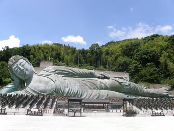 Tượng Phật Thích Ca nằm nghỉ