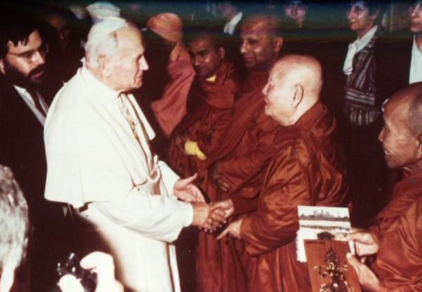 Là ngôi sao sáng trong hoạt động đối ngoại của Phật giáo Việt Nam