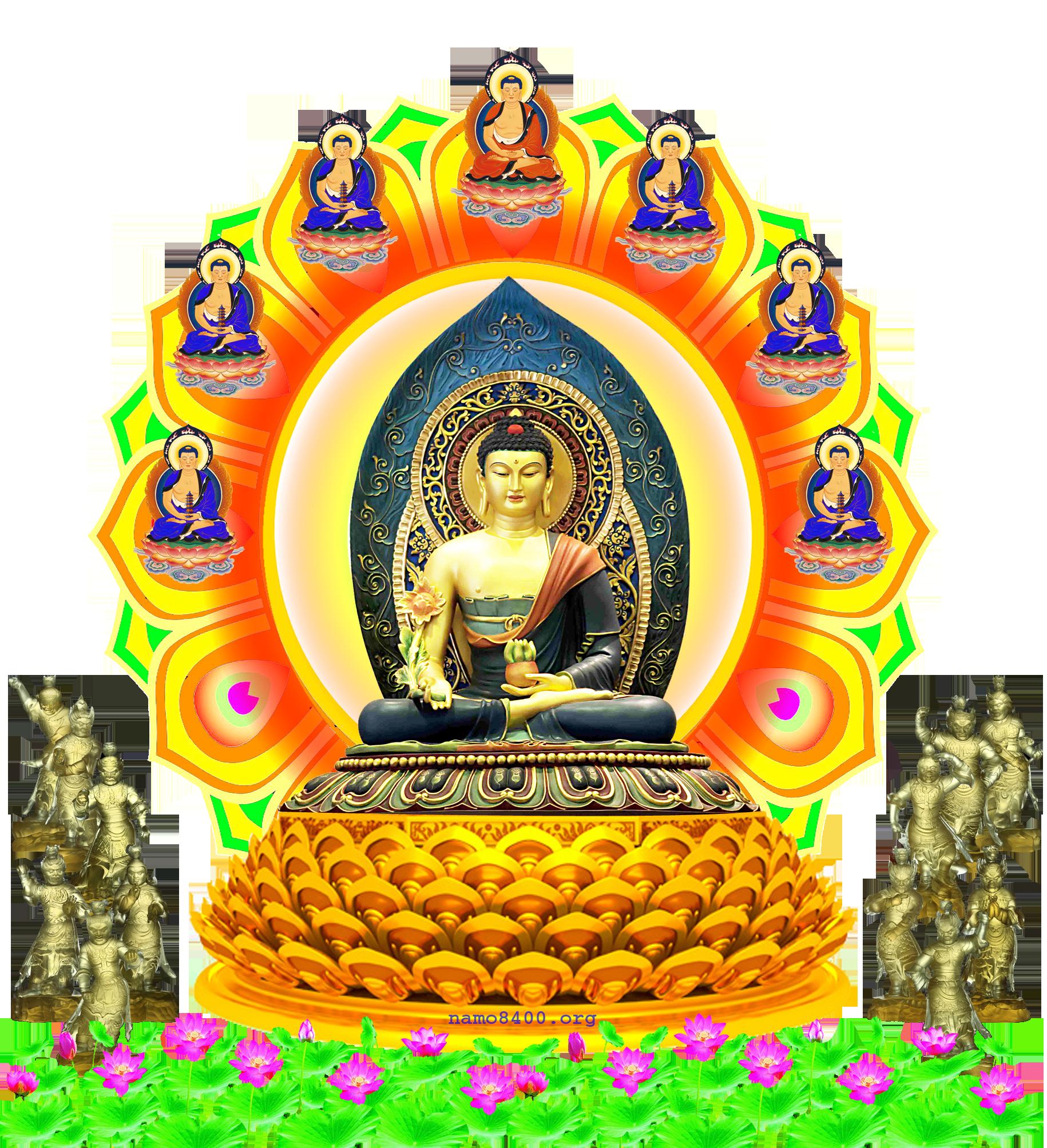 Thần chú Phật Dược Sư tuyển tập