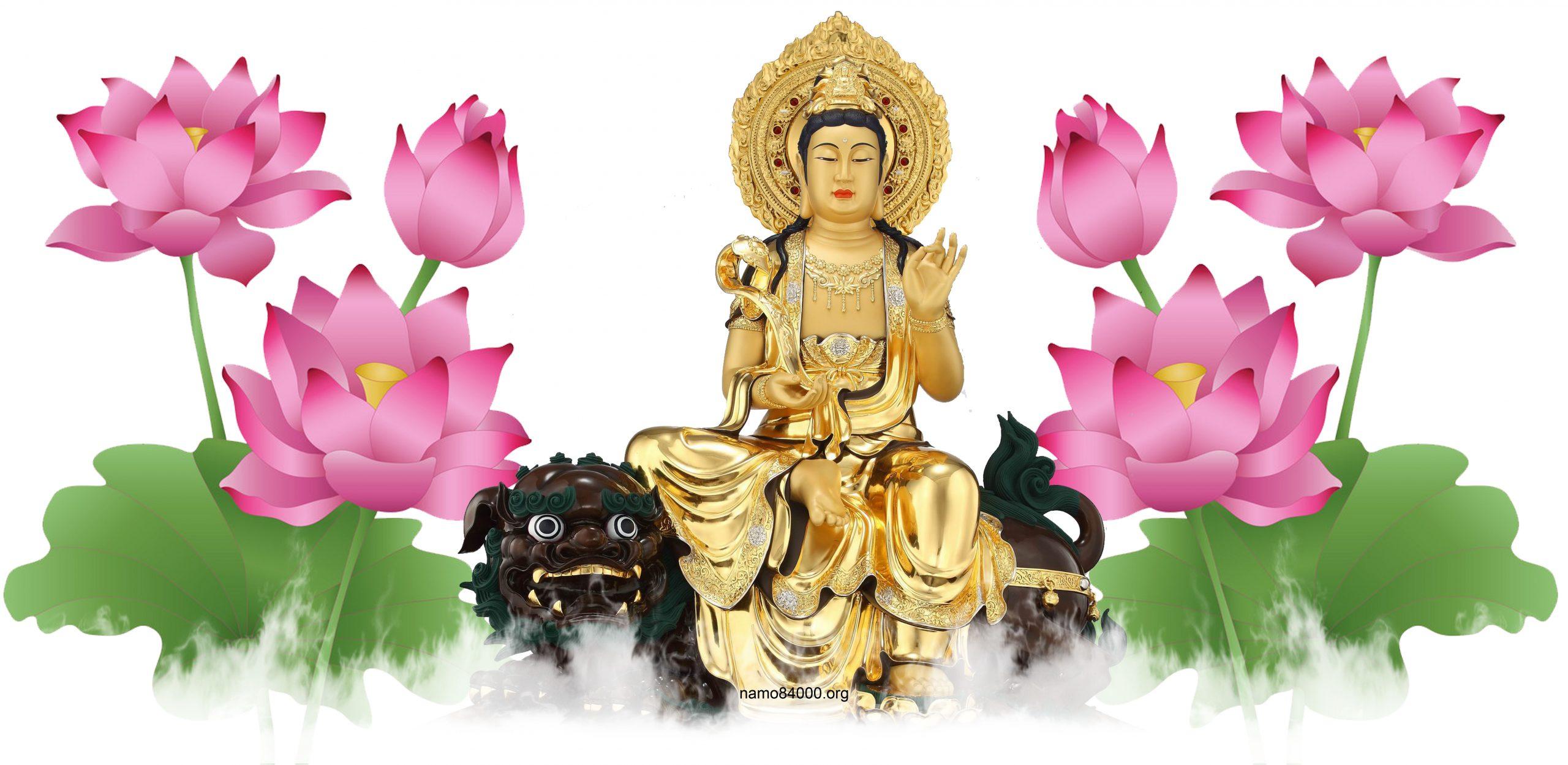 Văn Thù Sư Lợi Bồ tát – Mañjuśrī – 文殊師利菩薩