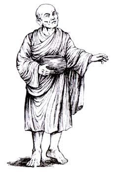Tôn ảnh Thập Đại Đệ Tử của Đức Phật Thích Ca