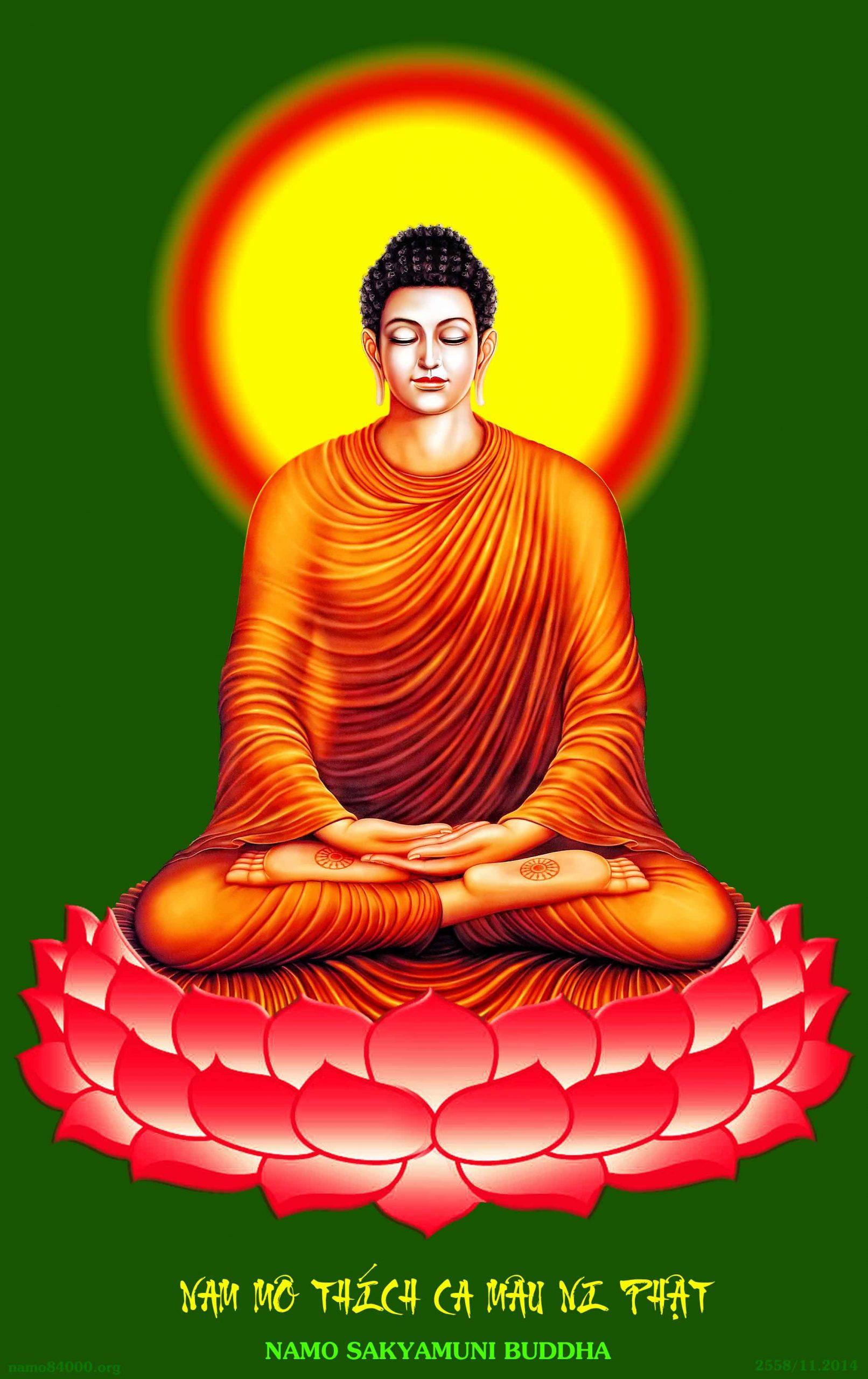 Phật Thích Ca Mâu Ni Shakyamuni Buddha Gautama 本師釋迦牟尼佛