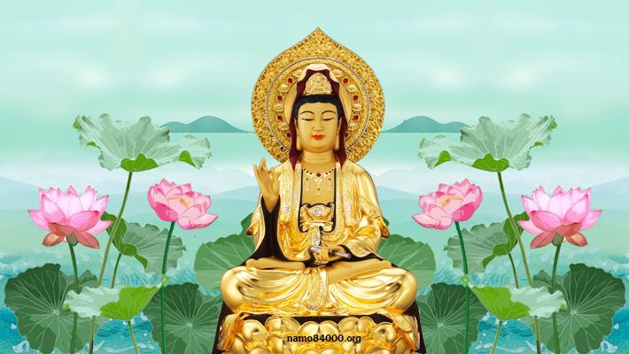 Quan Thế Âm Bồ tát – Avalokiteshvara Bodhisattva – 觀世音菩薩