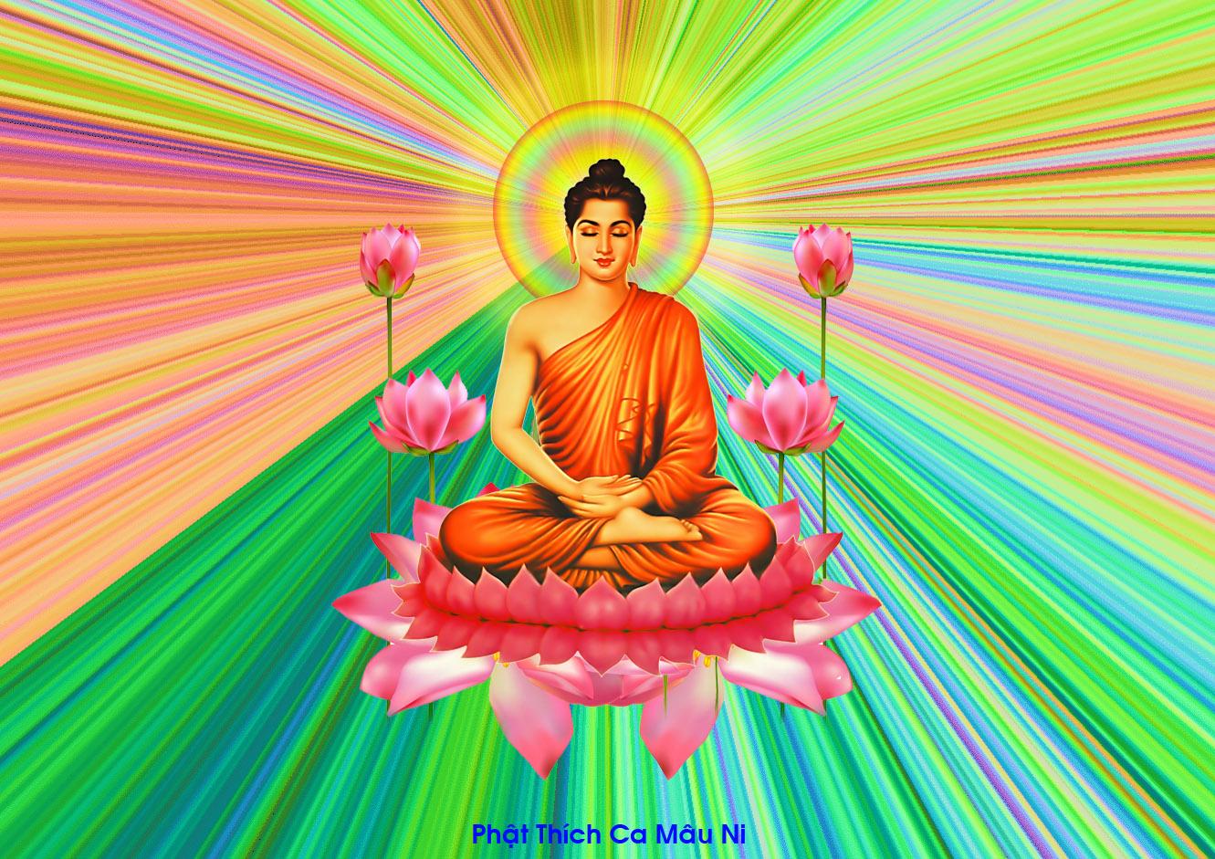Tôn ảnh Phật Thích Ca Mâu Ni bản mới