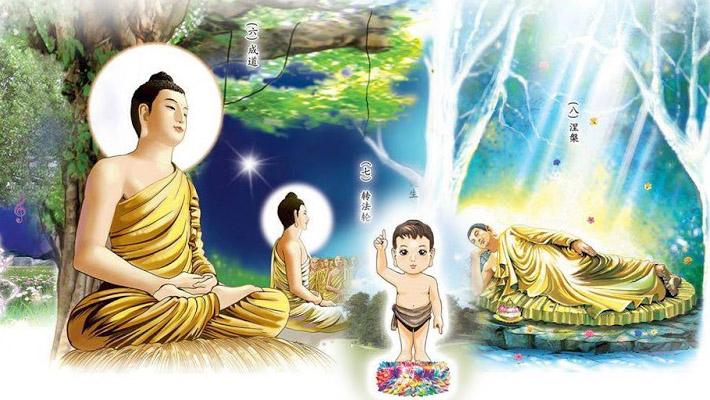 Tưởng niệm Đức Phật