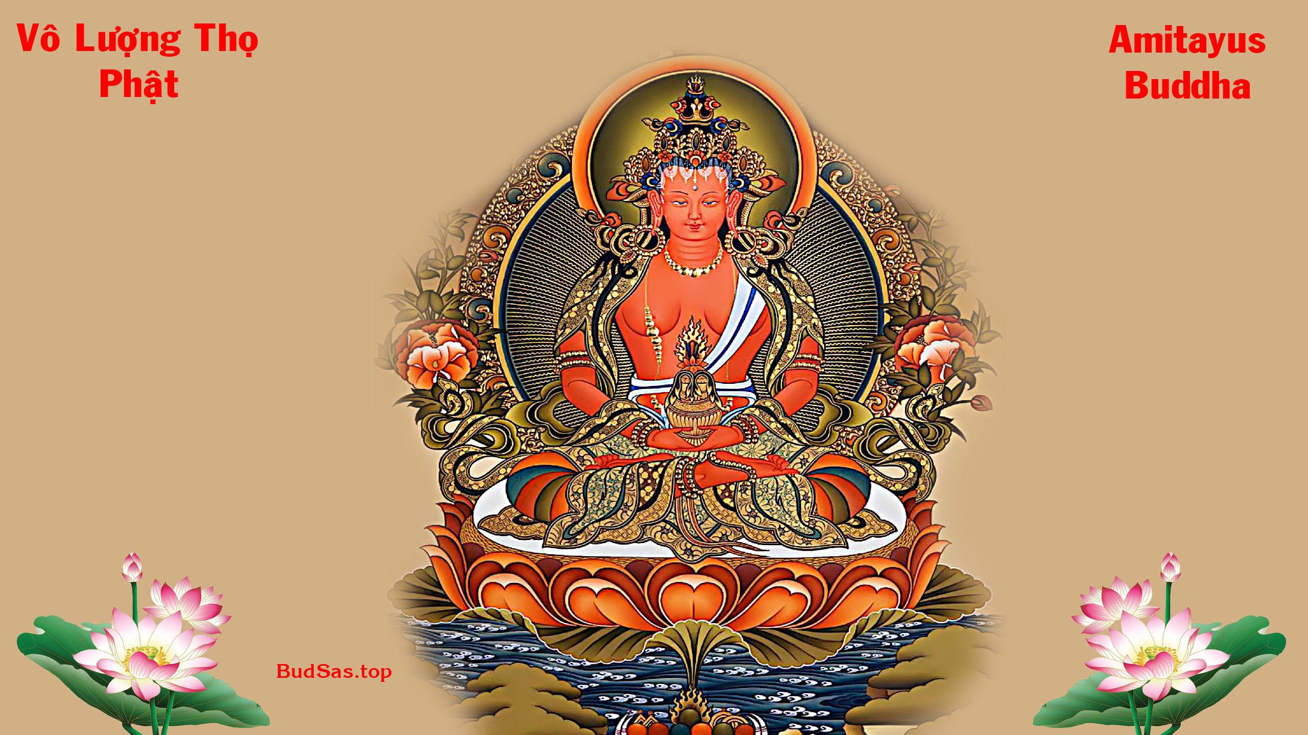Thập Chú - Thánh Vô Lượng Thọ Quang Minh Vương Đà La Ni