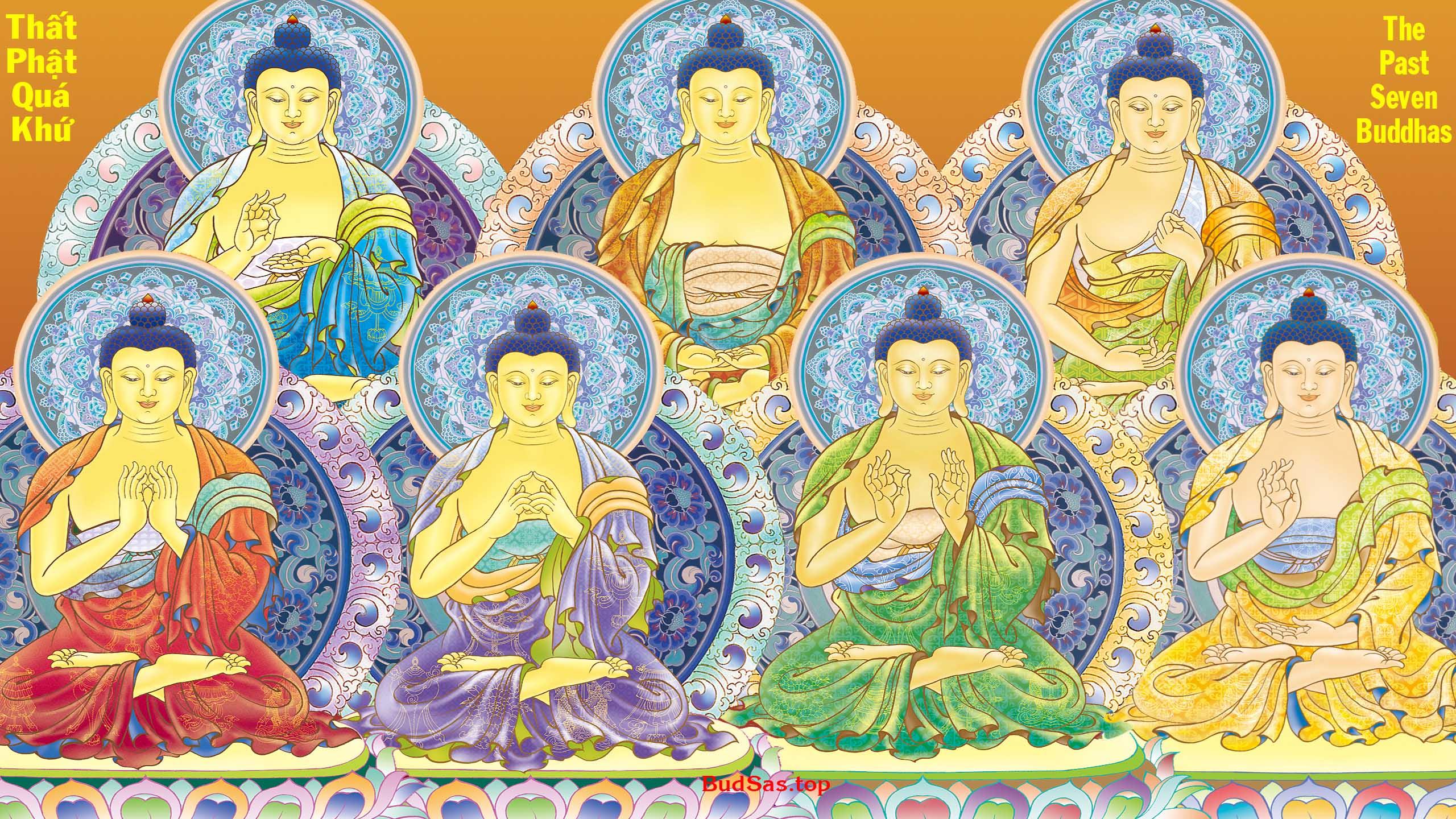 Thập Chú - Thất Phật Diệt Tội Chân Ngôn