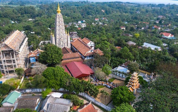 Địa chỉ các chùa Nam tông tại Việt Nam